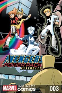 Avengers and Power Pack #3