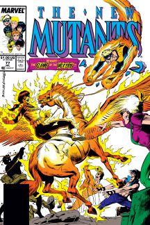 New Mutants #77