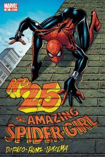 Amazing Spider-Girl #25
