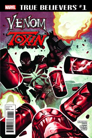 True Believers: Venom - Toxin (2018) #1