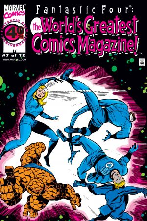Fantastic Four: World's Greatest Comics Magazine #7