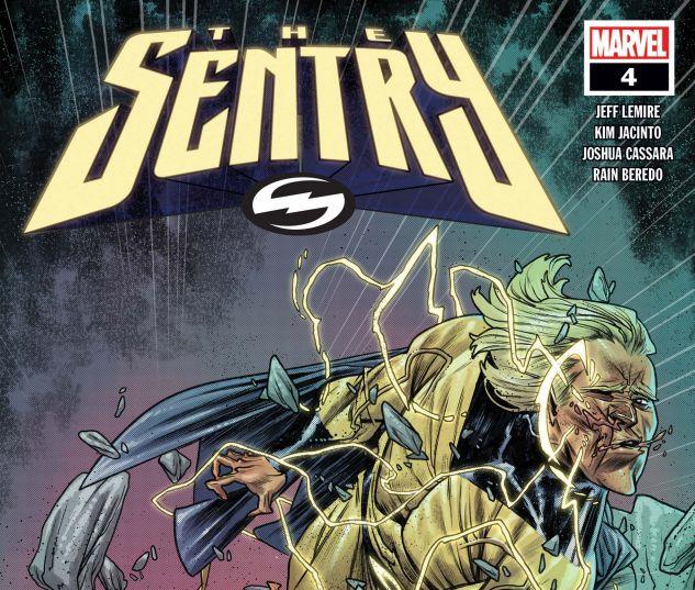 Sentry (2018) #4