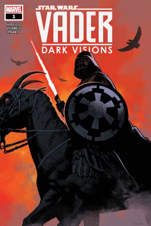Star Wars: Vader - Dark Visions #1