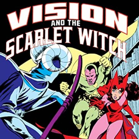 Vision and the Scarlet Witch (1982 - 1983)