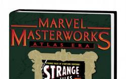 Marvel Masterworks: Atlas Era Strange Tales Vol. 3 (Hardcover)