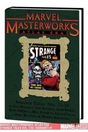 Marvel Masterworks: Atlas Era Strange Tales Vol. 3 (2010 - Present)