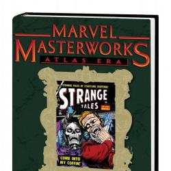 Marvel Masterworks: Atlas Era Strange Tales Vol. 3