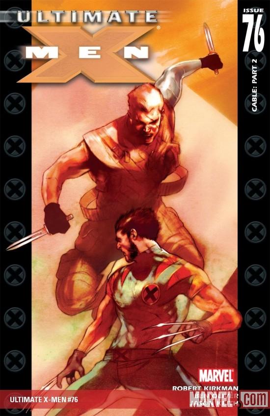 Ultimate X-Men (2000) #76