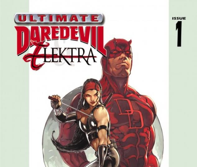 Ultimate Daredevil and Elektra (2002) #1