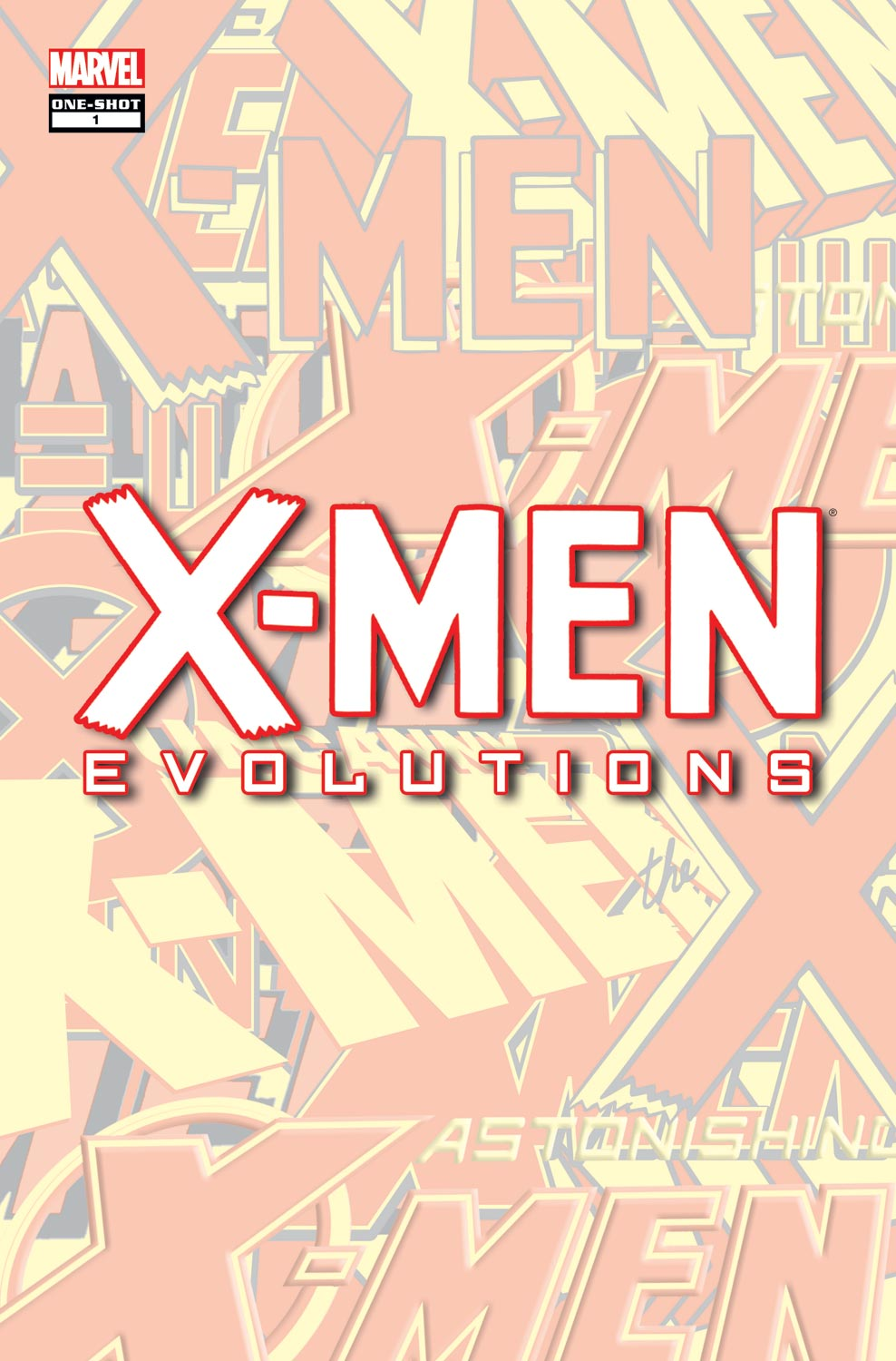 X-Men Evolutions (2011) #1