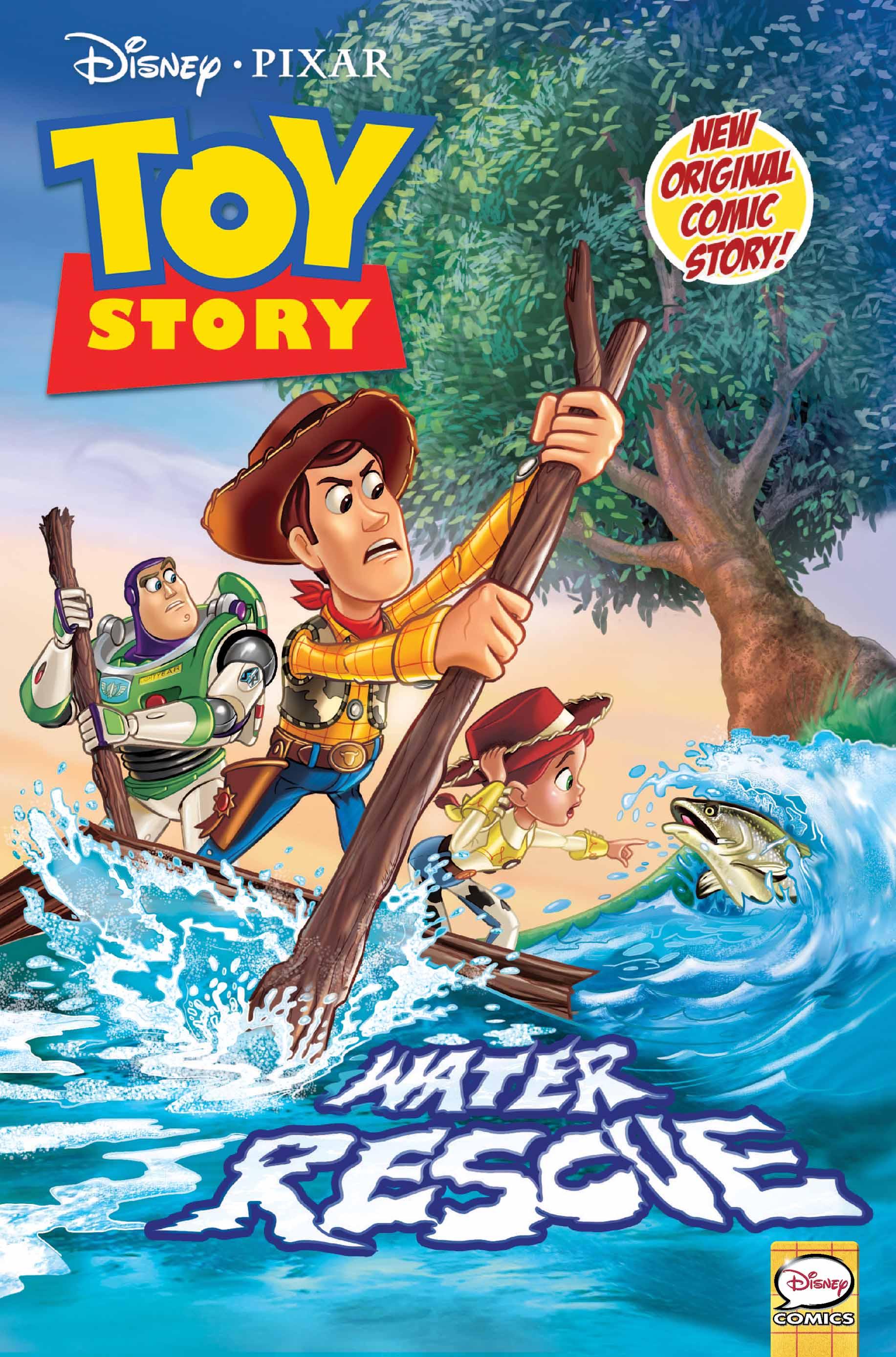 Disney/Pixar Presents: Toy Story (2011) #4