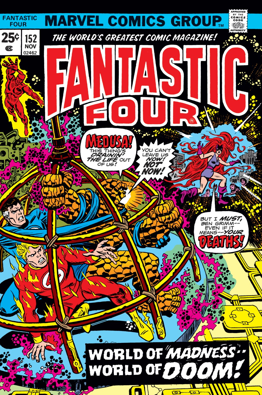Fantastic Four (1961) #152