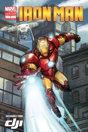 IRON MAN in REMOTE POSSIBILITIES  #1