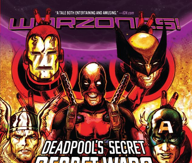 cover from Deadpool's Secret Secret Wars (2015)