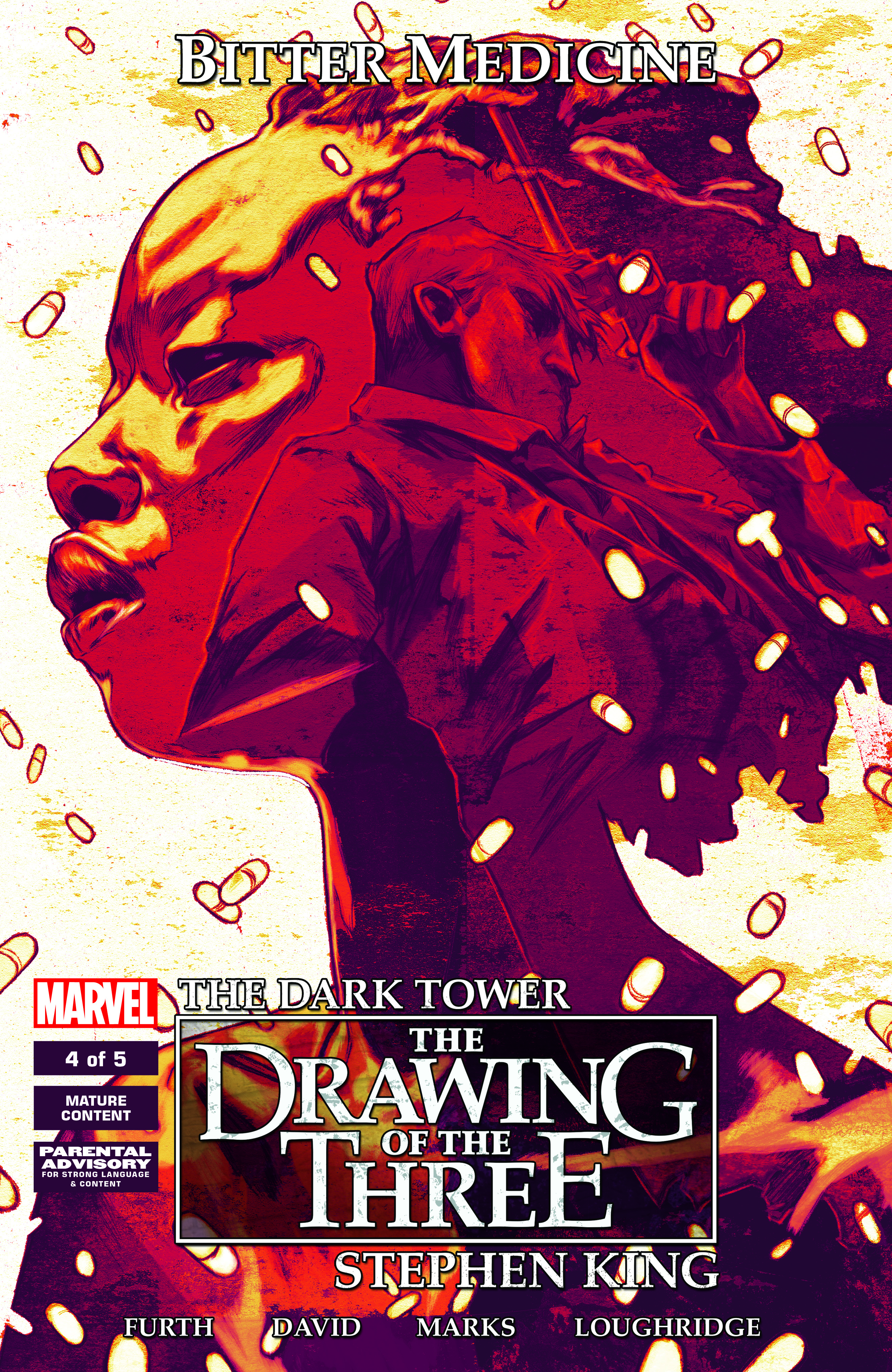 Dark Tower: The Drawing of the Three - Bitter Medicine (2016) #4