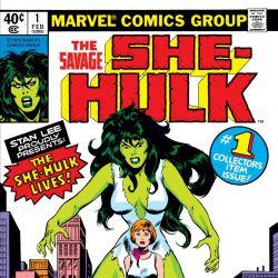 Savage She-Hulk (1980)