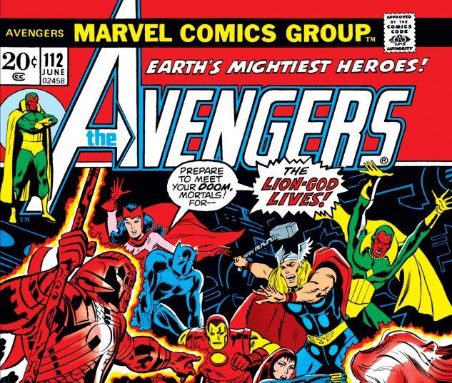 AVENGERS (1963) #112
