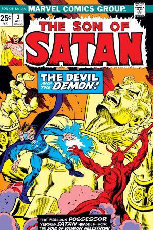 Son of Satan (1975) #3