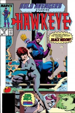 Solo Avengers #14