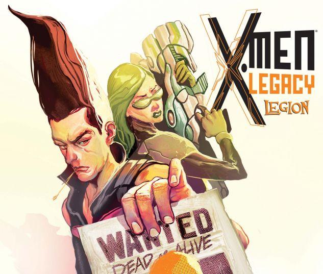 X-MEN LEGACY (2012) #19