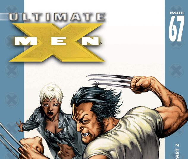Ultimate X-Men (2001) #67