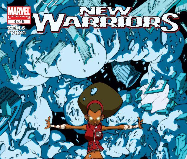 New Warriors (2005) #4