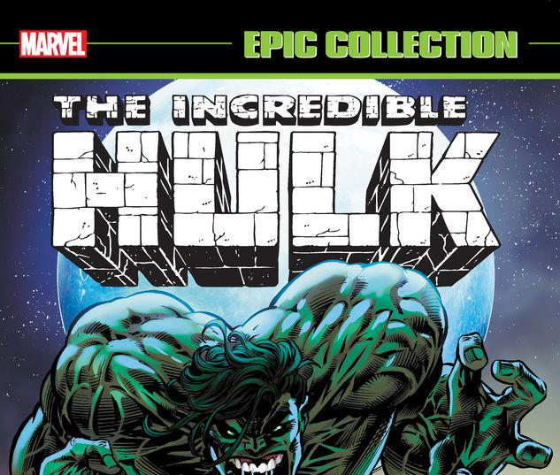 INCREDIBLE HULK EPIC COLLECTION: GHOSTS OF THE FUTURE TPB #0