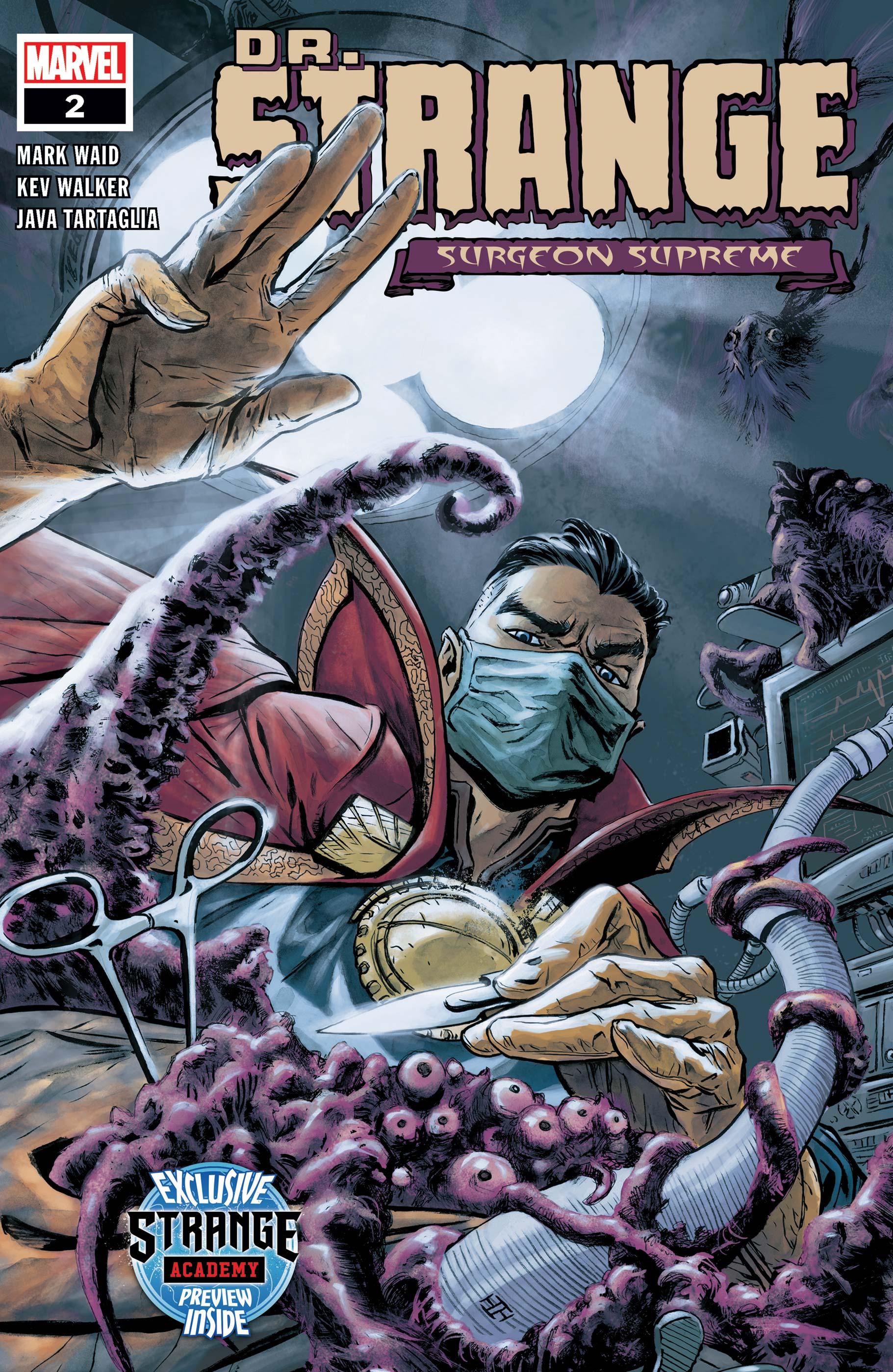 Dr. Strange (2019) #2