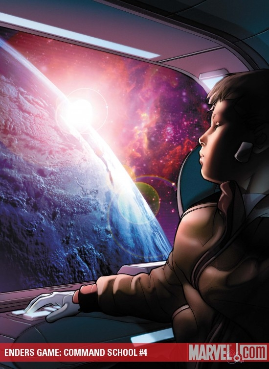 Enders Game: Command School (2009) #4