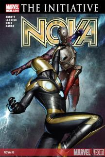 Nova (2007) #3