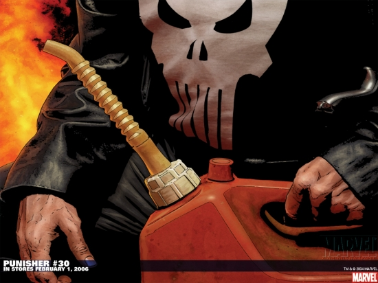 Punisher (1986) #1 Wallpaper