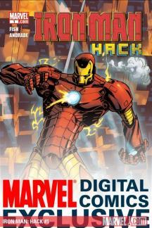 Iron Man: Hack (2010) #1