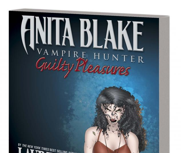 Anita Blake, Vampire Hunter: Guilty Pleasures Ultimate Collection (2011) #1