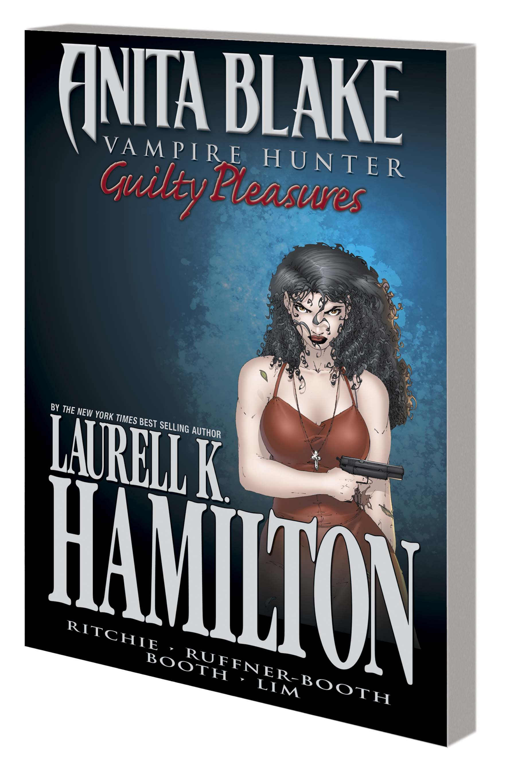 Anita Blake, Vampire Hunter: Guilty Pleasures Ultimate Collection (Trade Paperback)