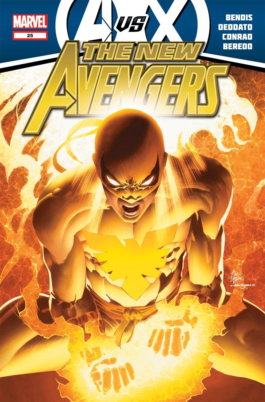 New Avengers (2010) #25
