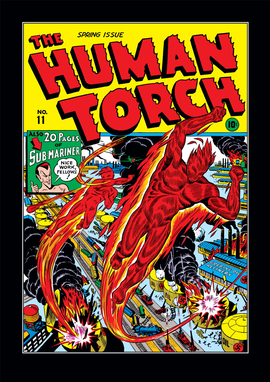 Human Torch (1940) #11
