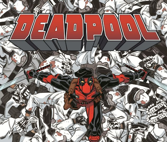 cover from Deadpool by Posehn & Duggan Vol. 4 (2015)