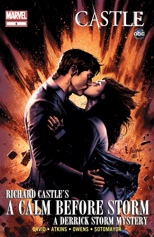 Castle: A Calm Before Storm (2012) #5