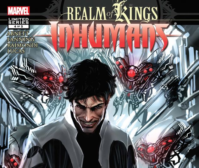 Realm of Kings: Inhumans (2009) #4