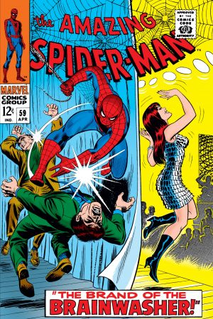 The Amazing Spider-Man #59