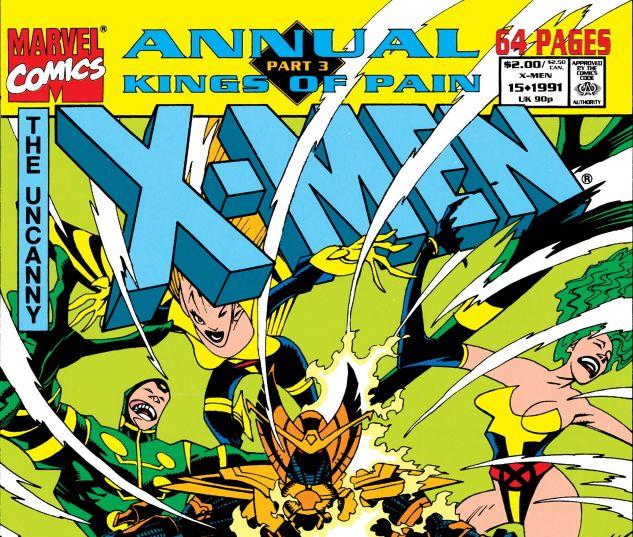 X-MEN ANNUAL (1970) #15