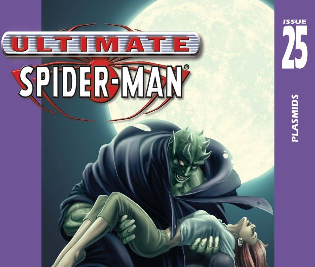 ULTIMATE SPIDER-MAN (2000) #25