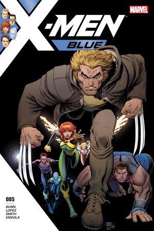 X-Men: Blue (2017) #5