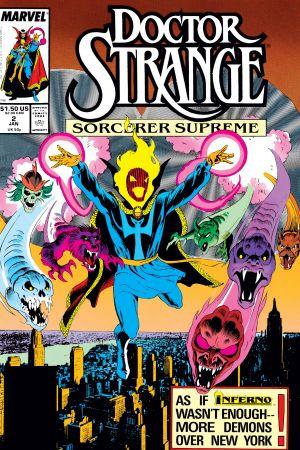 Doctor Strange, Sorcerer Supreme (1988) #2