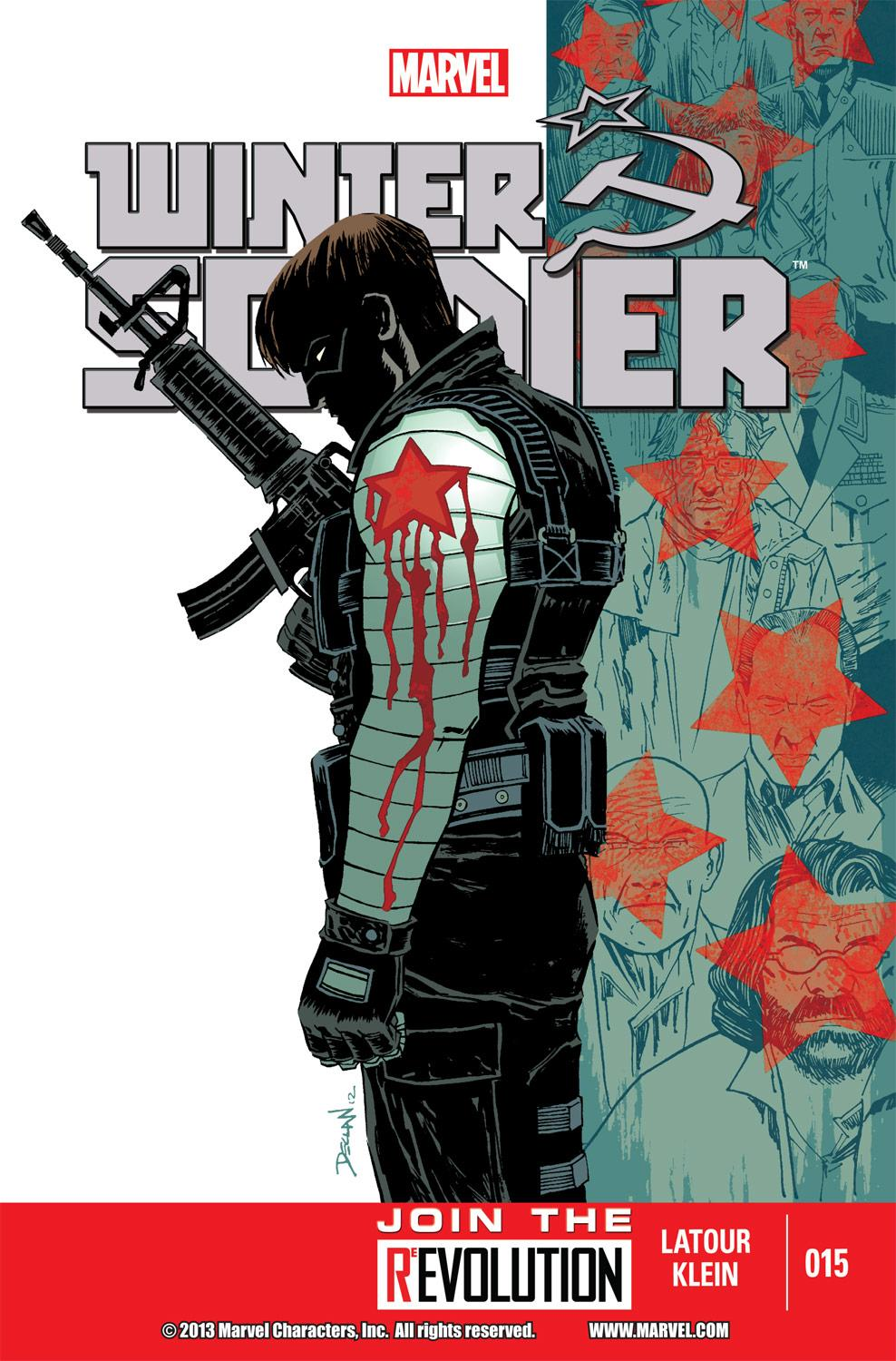 Winter Soldier (2012) #15