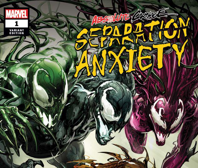 ABSOLUTE CARNAGE: SEPARATION ANXIETY 1 CRAIN VARIANT #1