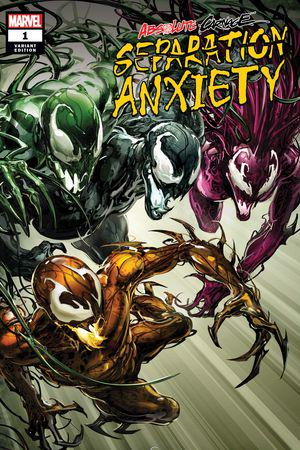 Absolute Carnage: Separation Anxiety (2019) #1 (Variant)