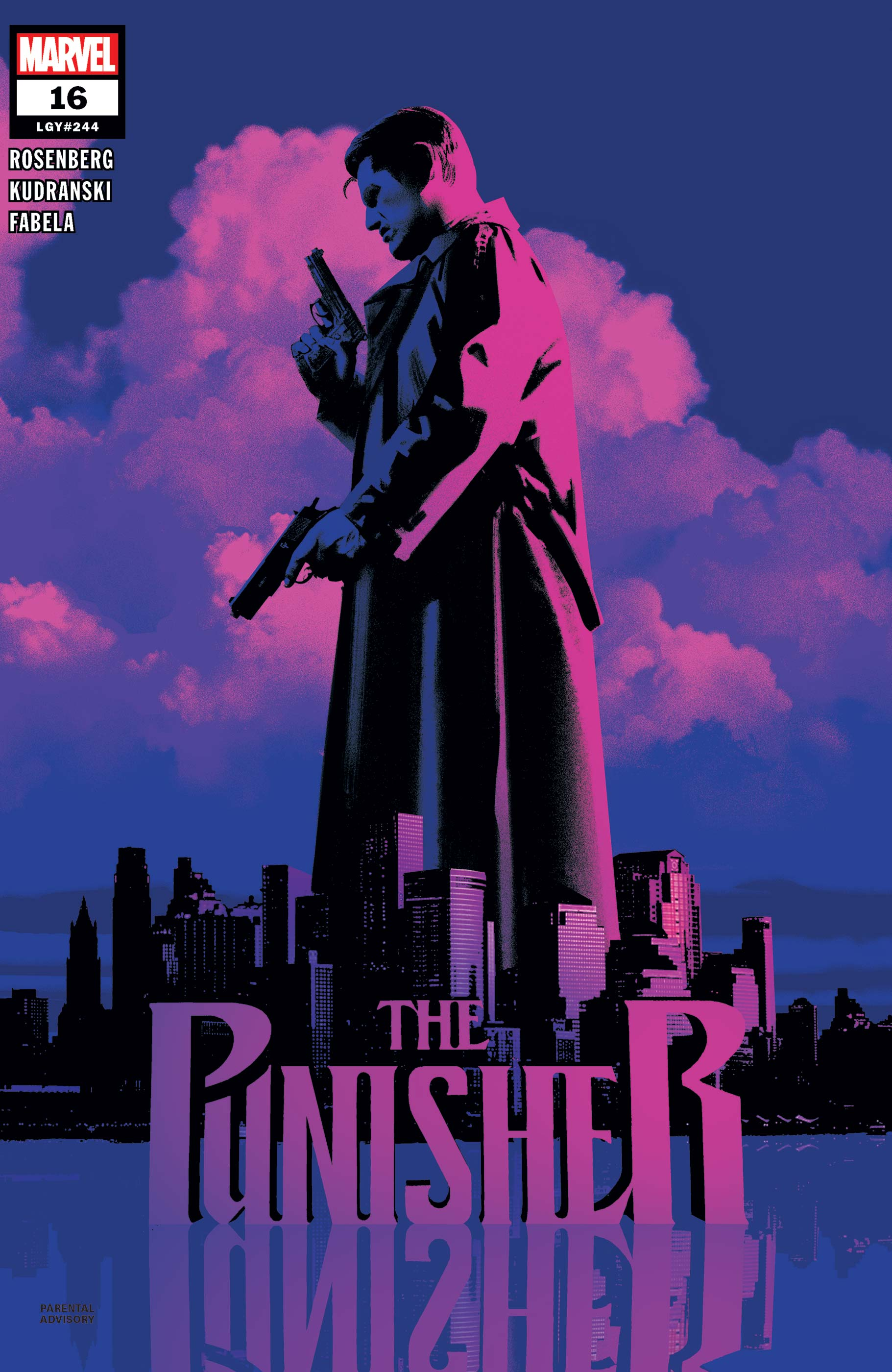 The Punisher (2018) #16