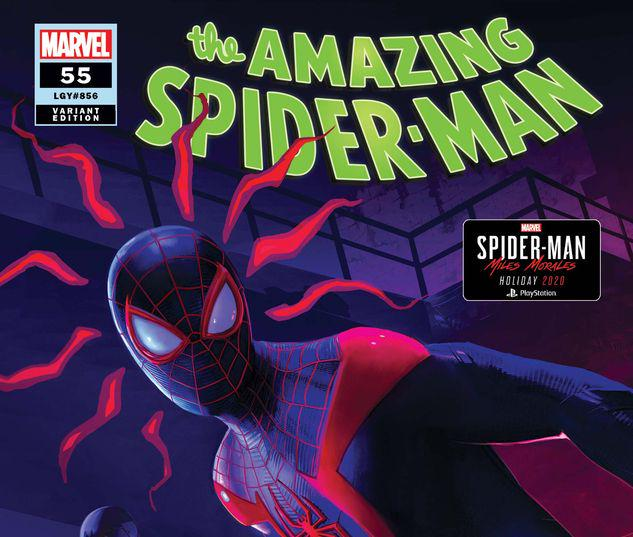 The Amazing Spider-Man #55