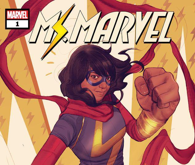 MS. MARVEL: MARVEL TALES 1 #1